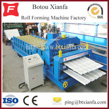Colored Steel Double Layer Roof Forming Machine