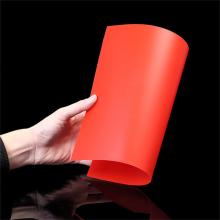 Rolo de filme PP Folha de plástico PP tamanho A4