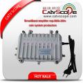 Ampla Voltage 110-270 V CATV K Tipo RF Amplificador / RF Booster Csp-860