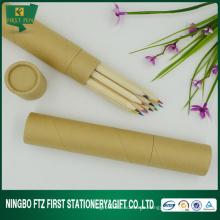 China-Großhandelsfarben-Bleistift für Satz