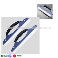 plastic silicone scraper for window cleaning