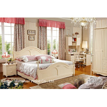 Classical MDF Bedroom Furniture Set (HF-MG602)
