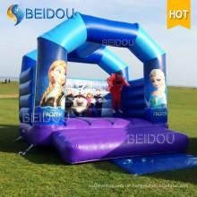 Hotsale Durable Frozen Bounce Castle Springen Aufblasbare Bouncer Bouncy Castle