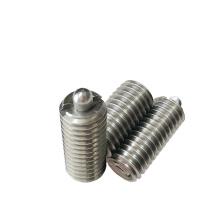 Factory OEM custom design stainless steel ball spring plunger