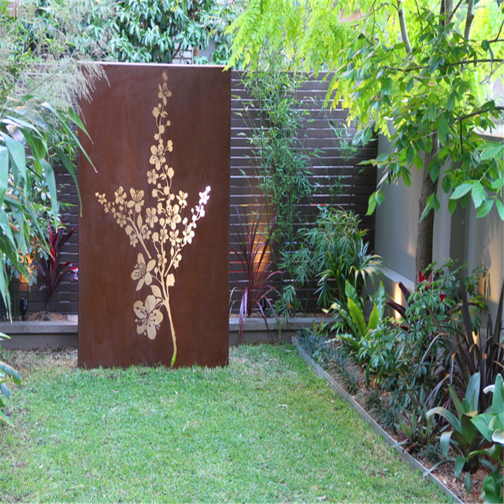 Layar Garden Metal Decorative Screens