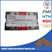 Guía de rodamientos lineales THK SSR15XW