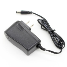 6V2a AC/DC Adapter 12W Switch Power Adapter with UL Certificates
