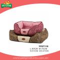 No deslizante lavable cama para perros, cama de perro de lujo (yf87118)