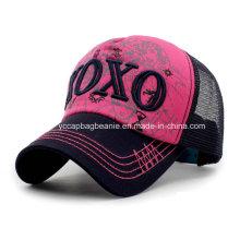 Мода дамы Trucker сетки шляпу
