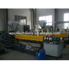 Granulés en plastique en bois fabrication de machine granulés en plastique en bois