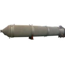 Evaporador de película fina raspador de aço inoxidável amplamente utilizado