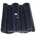 Solution solaire de remplacement de tuile de toit