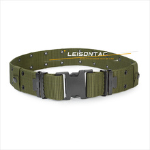 1000D Nylon Custom Military Duty Belt, Nylon Military Tactical Belt