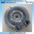 Алюминиевые части точности подвергая механической обработке отливки