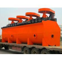 Mineral flotation cells metal separator machine