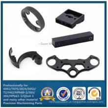 Peças de precisão CNC RC feitas de alumínio (WKC-498)
