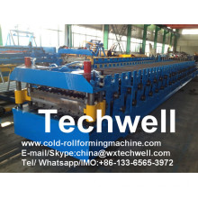 Double Layer Roofing Sheet Making Machine