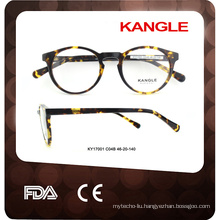 2017 classic round acetate optical frame eyeglasses frame optical glasses frame
