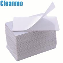 Evolis CK-ACL003 Retiré The Printhead Dirty HiTi cartes de nettoyage adhésives double face 54 X 86mm