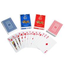 Cartão de Poker de Papel de Alta Qualidade com Preço Competitivo
