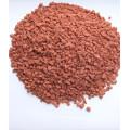 Красный зернистый СС хлорид калия удобрение