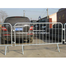 Removable Road Crowd Control Barricades for Sale, Concert Crowd Control Barrier