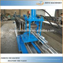 Aço Rolling Shutter Porta Slat Metal Sheet Rolling Machine
