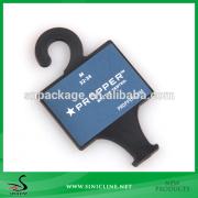 Sinicline Thick Strong Plastic Belt Hanger with LOGO Stucken