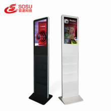 21.5 inch Floor Stand Cell Phone Charger Kiosk