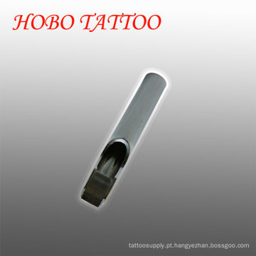 Pontas de aço inoxidável da agulha da tatuagem da forma lisa de Professinal