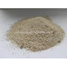 80% Agrégat de bauxite Matériau de base de la route