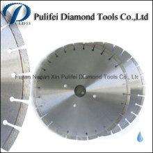 Kreisförmige Diamanttrennscheibe für Steinbeton-Ziegelstein-keramisches Ausschnitt-Reiben