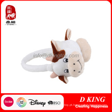 Plush Ear Muffs Stuffed Crianças Toy Yangzhou Fabricante