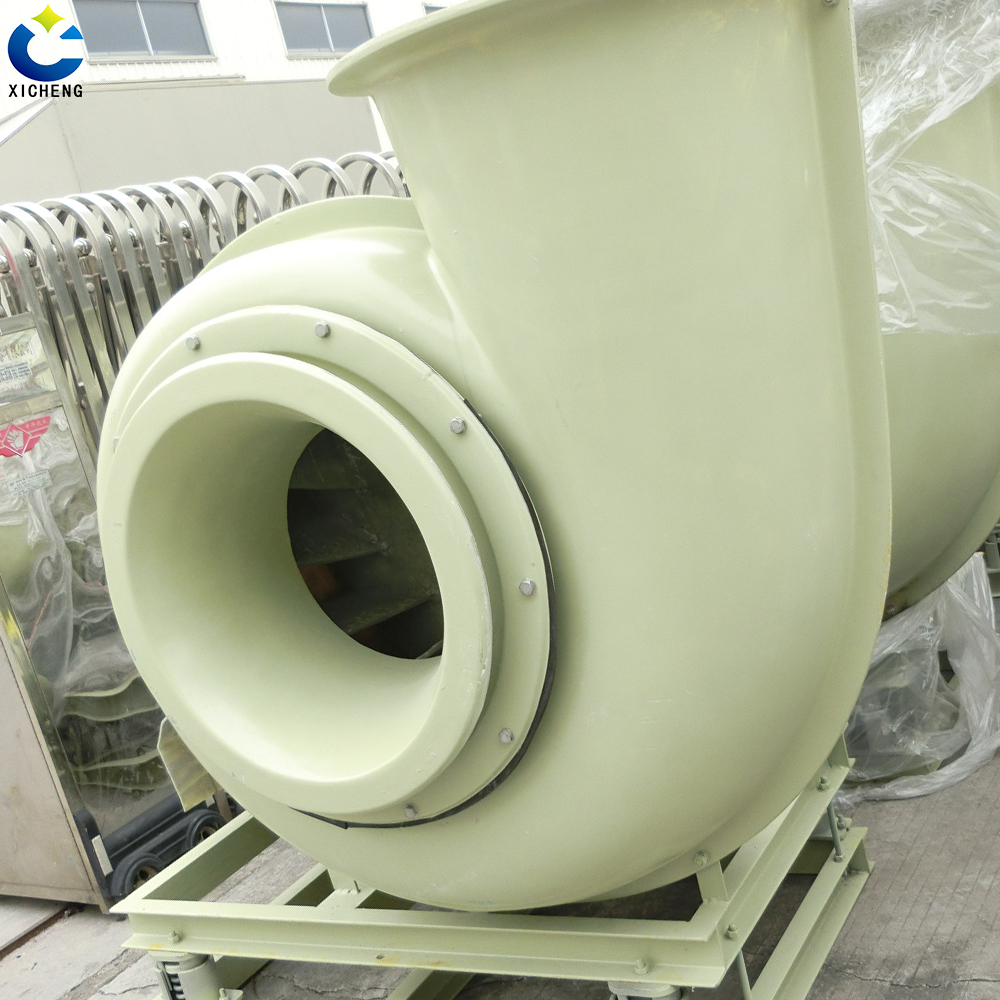 Pp Centrifugal Fan