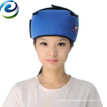 Uso disponible de los atletas del ODM del OEM Prevenga la envoltura fresca de la cabeza de la inflamación