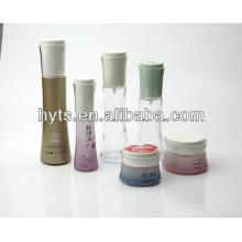 petits pots de verre cosmétique