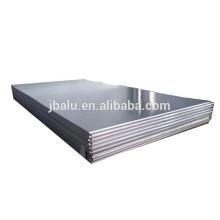 Alibaba bon marché anodisé lisse feuilles minces en aluminium pour la construction de bateaux