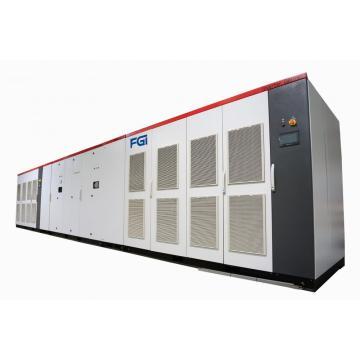Centro de controle de motor de média tensão de 6,6 kV