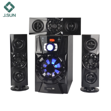 Home theater 3.1 system for led tv
