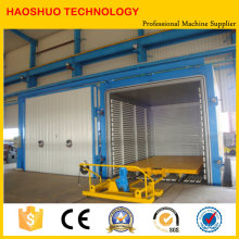 Variable Pressure Vacuum Drying Chamber for Electric Elements