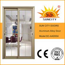 Porta interior de alumínio Sc-Aad004