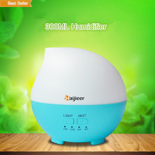 300ml Oil Diffuser Ultrasonic Aromatherapy Room Atomizer