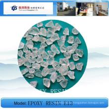 Resina de recubrimiento Epoxy E13 Series es resina epoxi sólida de tipo BPA