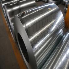 bobines d'acier galvanisé pré-peint ppgi 0,12 mm