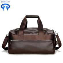 新PUハンドの手荷物用ショルダーバッグ