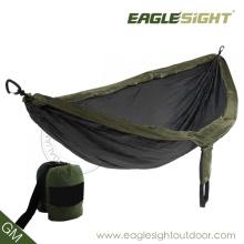 Créez votre hamac à double parachute compressé