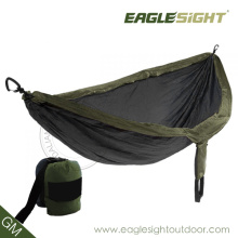 Create Your Compressed Double-Sized Parachute Hammock