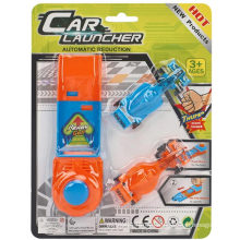 Plastic Vehicle F1 Speed Car Launcher Toy Car