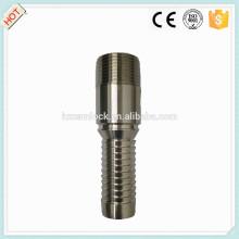 mamelon de KC d'acier inoxydable, mamelon de combinaison de roi fait en Chine