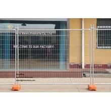Portable Fechten Bau Zaun Temporäre Bau Zaun
